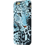 Чехол для iPhone 6/6s Luxo Face neon TPU №7