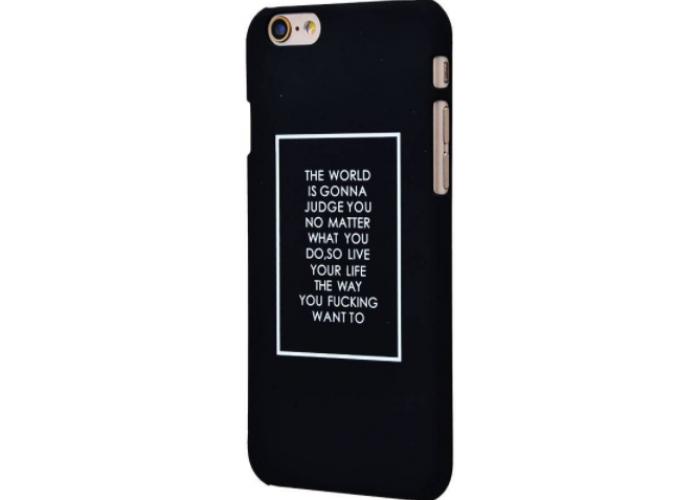 Чехол для iPhone 6/6s Daring Case №3