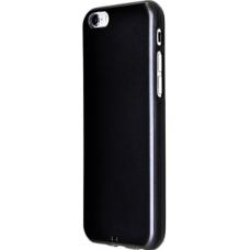 Чехол для iPhone 6/6s My Colors TPU под кожу черный