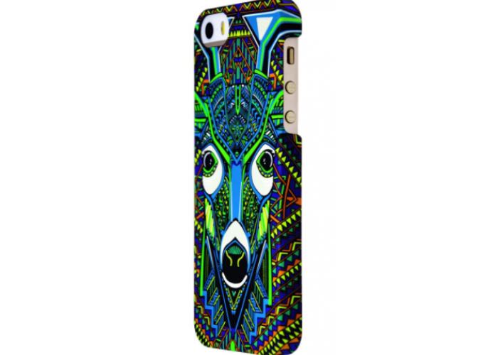 Чехол для iPhone 6/6s Luxo Face neon new №15