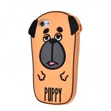 Чехол для iPhone 6/6s Fat Animals щенок