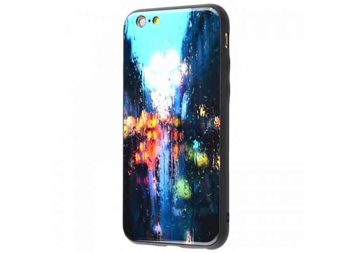 Чехол для iPhone 6/6s White Knight Pictures Glass Дождь на стекле