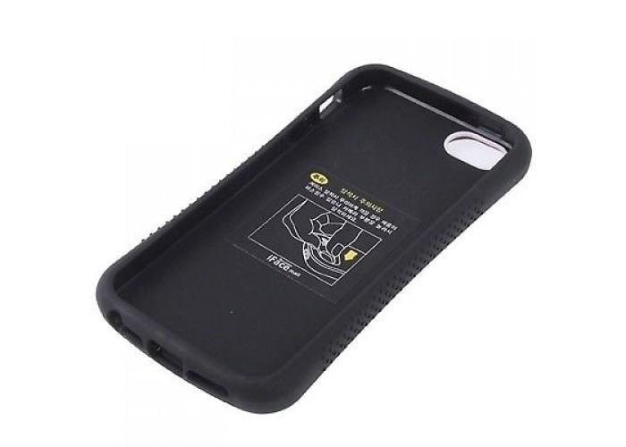 Чехол для iPhone 6/6s iFace желтый