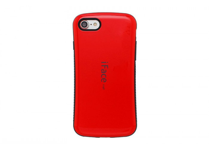 Чехол для iPhone 6/6s iFace красный