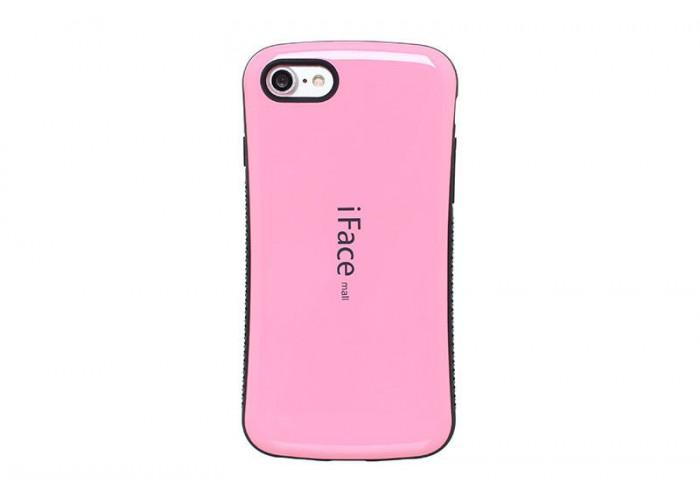 Чехол для iPhone 6/6s iFace розовый