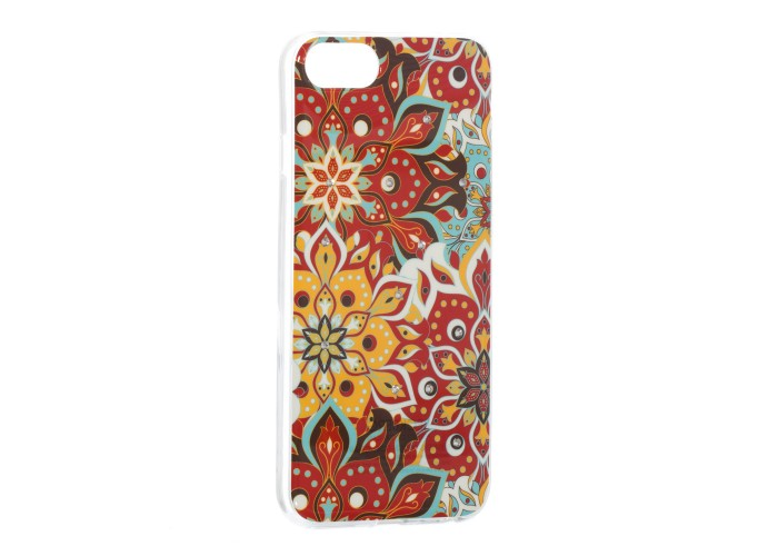 Чехол для iPhone 6/6s/7/8 Beckberg Maqnificent Series цветы