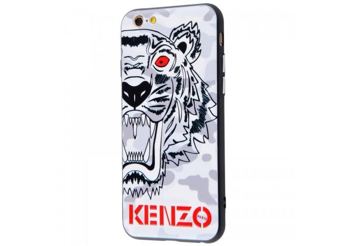 Чехол для iPhone 6/6s Kenzo тигр