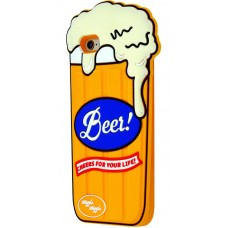 Чехол для iPhone 6/6s Wiggle Beer