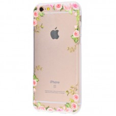 Чехол для iPhone 6/6s цветочная лоза