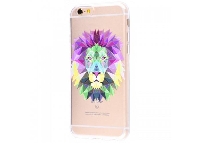 Чехол для iPhone 6/6s лев