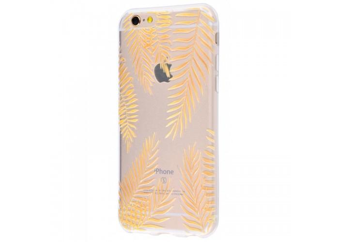 Чехол для iPhone 6/6s листья