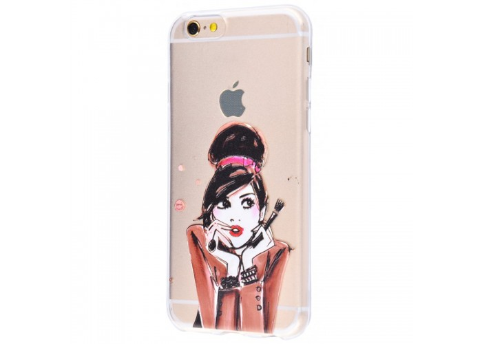 Чехол для iPhone 6/6s glamour
