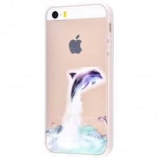Чехол для iPhone 6/6s delphin