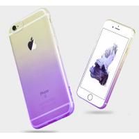 Силиконовый чехол для iPhone 6/6s Gradient Purple (фиолетовый)