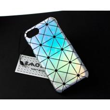 Чехол для iPhone 6/6s Issey Miyake серебро