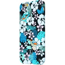 Чехол для iPhone 6/6s Luxo Face neon TPU №6