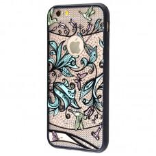 Чехол для iPhone 6/6s Luoya Flowers №1