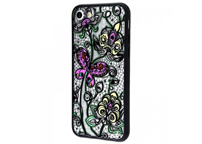 Чехол для iPhone 6/6s Luoya Flowers №5