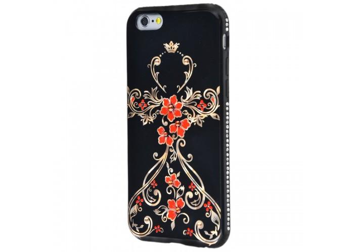 Чехол для iPhone 6/6s Girls Case Stone Side №1