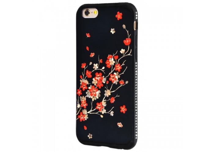 Чехол для iPhone 6/6s Girls Case Stone Side №3