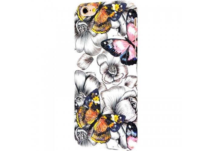 Чехол для iPhone 6/6s Vodex бабочки