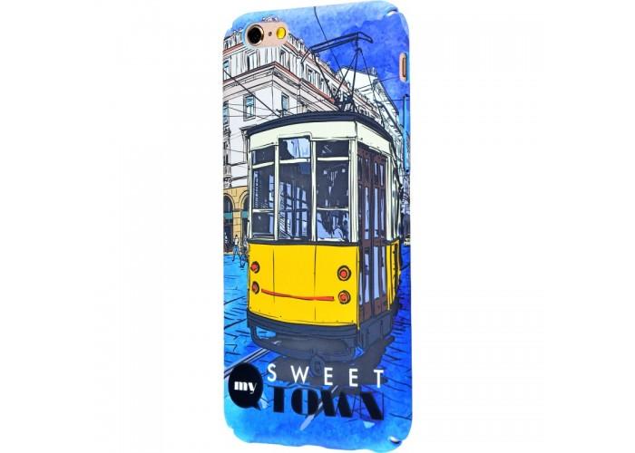 Чехол для iPhone 6/6s Vodex my sweet town
