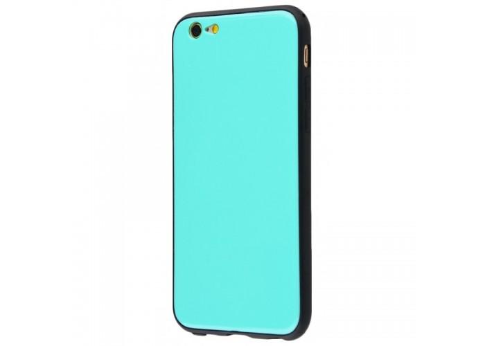 Чехол для iPhone 6/6s Glossy Case бирюзовый