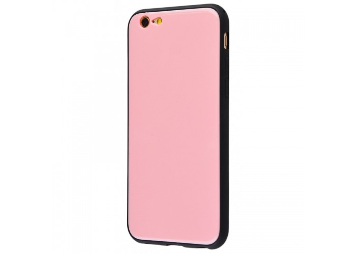 Чехол для iPhone 6/6s Glossy Case розовый