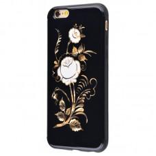 Чехол для iPhone 6/6s Glossy Rose золотой