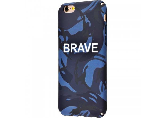 Чехол для iPhone 6/6s Ibasi & Coer Brave черный