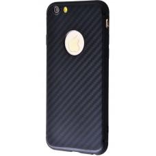 Чехол для iPhone 6/6s карбон черный