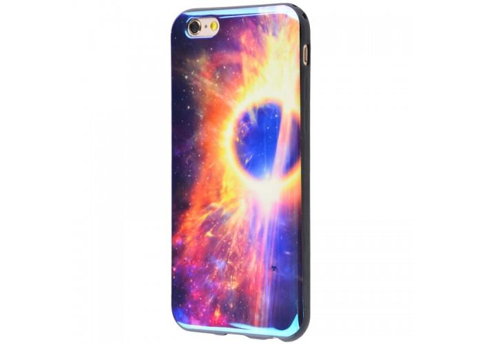 Чехол для iPhone 6/6s перламутр затмение