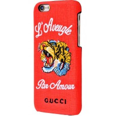Чехол для iPhone 6/6s Gucci Tiger №3