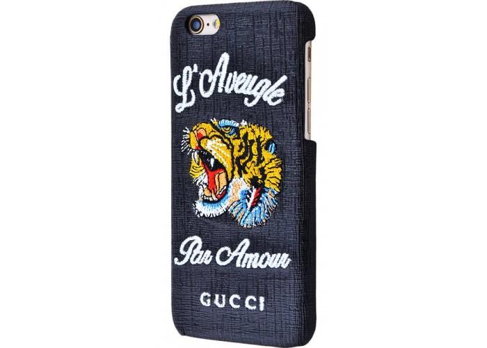 Чехол для iPhone 6/6s Gucci Tiger №4