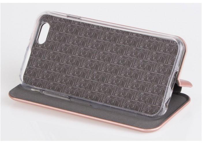 Чехол-книжка для iPhone 6/6s Premium розовый