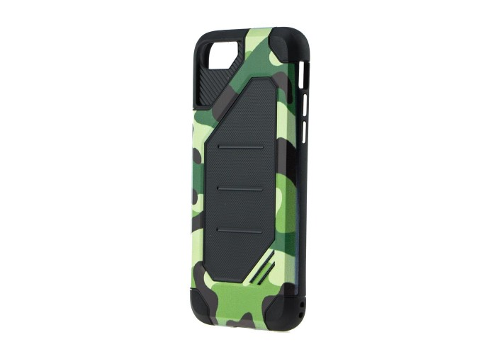 Чехол для iPhone 7/8 Motomo (Military) зеленый
