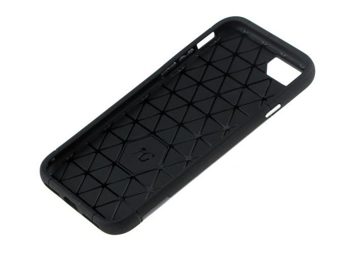 Чехол для iPhone 7/8 Motomo (Military) синий