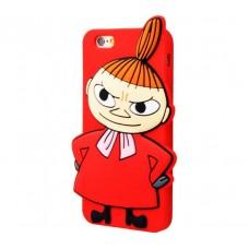Чехол для iPhone 6/6s Мумий тролль девочка