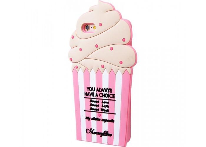Чехол для iPhone 6/6s My Choice розовый