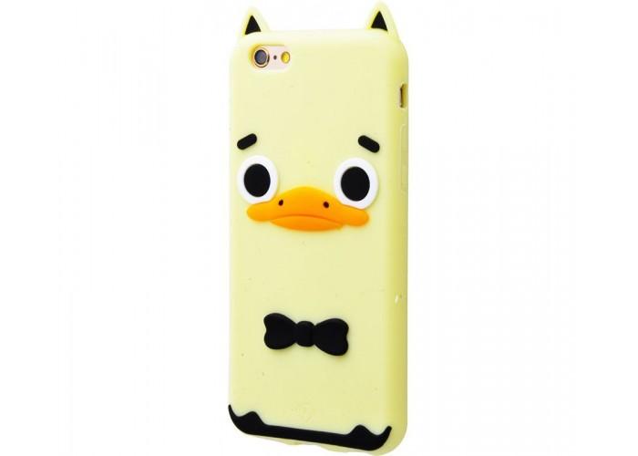 Чехол для iPhone 6/6s Rixy желтый