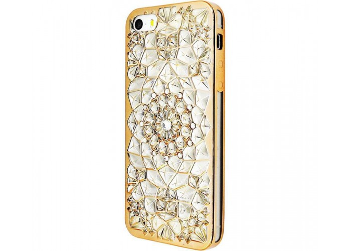 Накладка для iPhone 6/6s Gellin new золото