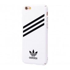 Чехол для iPhone 6/6s Daring Case adidas белый