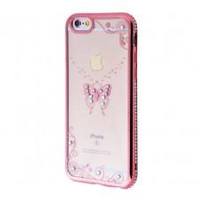 Чехол для iPhone 6/6s Kingxbar копия розовый