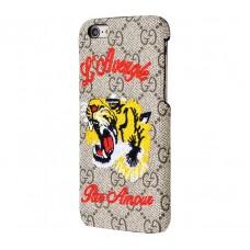 Чехол для iPhone 6/6s Gucci Tiger №2