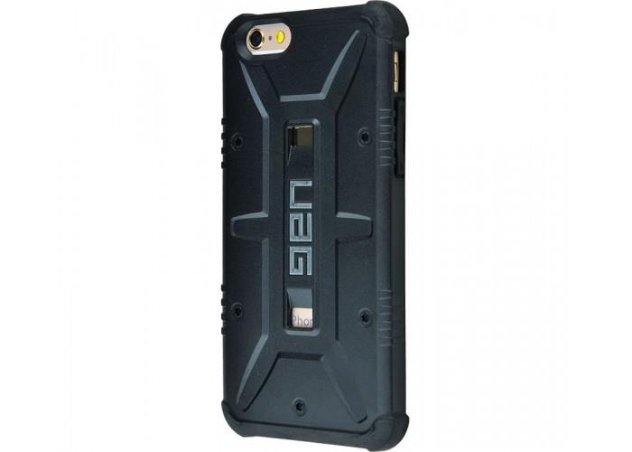 Противоударный чехол для iPhone 6\6s UAG черный