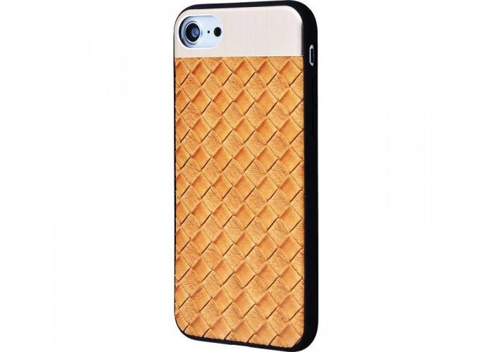 Чехол для iPhone 6/6s Leather Design Case коричневый