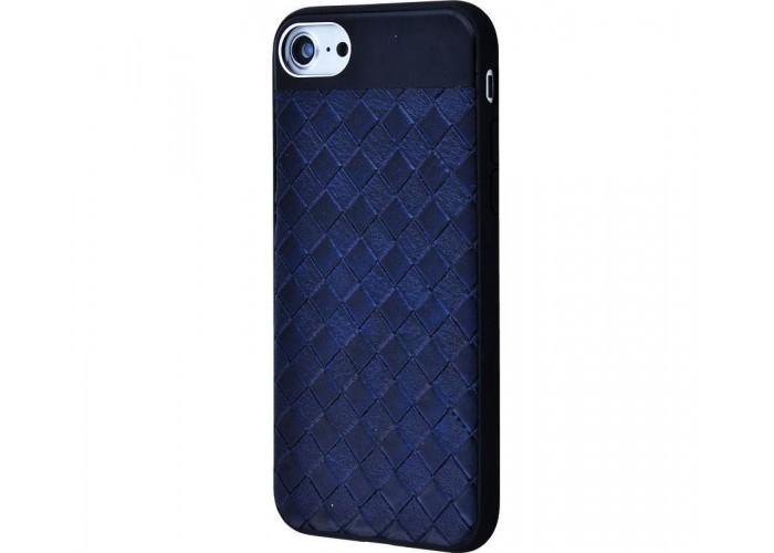 Чехол для iPhone 6/6s Leather Design Case синий