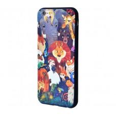 Чехол для iPhone 6/6s Fairy Tails (TPU) №1