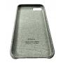 Тканевый чехол для iPhone 7/8 Hiha Canvas Pattern Case светло-серый