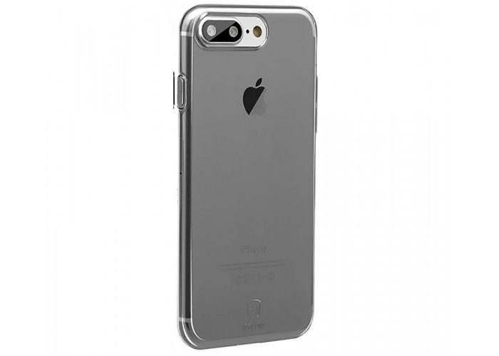 Силиконовый чехол Baseus Simple Case для iPhone 7/8 черный